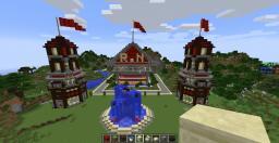 Server wild spawn Minecraft Map & Project