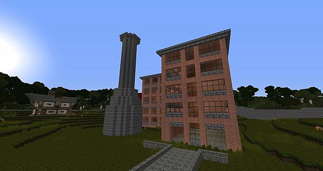 Minecraft Industrial Craft Resource Pack