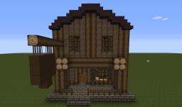 World of Warcraft Inspired Shop Minecraft Map & Project
