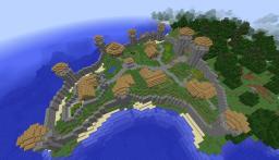 Small Kingdom Minecraft Map & Project