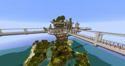 Okicraft Survival Spawn! Minecraft Project