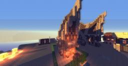 Dwarvern Style Bungalow Minecraft Map & Project