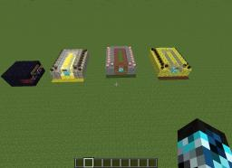 Super Smash Miners Minecraft Map & Project