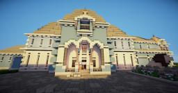Russian Tsar Palace | WoK | TBS App | 100 Sub Special | Minecraft Map & Project
