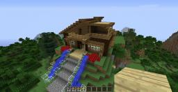 Hill Manor Minecraft Map & Project