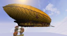 Airship 2 Minecraft Map & Project