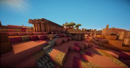 Mesa Cliff Dwelings [QCBC - Contest Entry] Minecraft