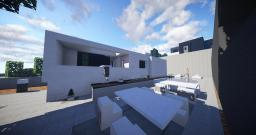 Minimal Bachelor Pad - vNiimbo Minecraft Map & Project