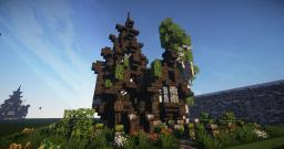 Little Medieval House [therocktitel] | ravand.org Minecraft