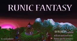 Runeic Fantasy (high fantasy) Minecraft Texture Pack