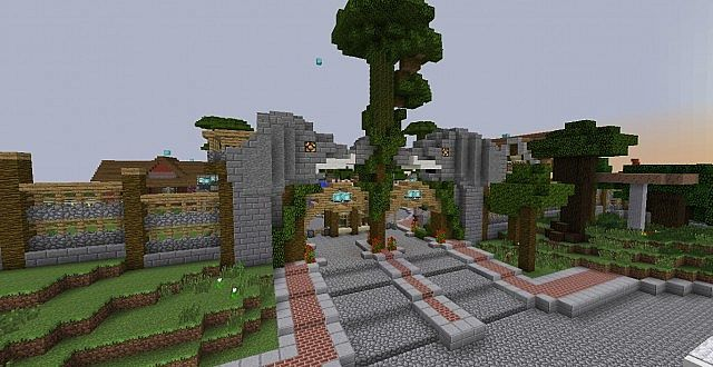 Zoo Craft Minecraft Mod