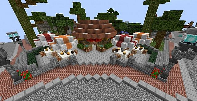 how to build a zoo minecraft