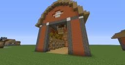 Barn house Minecraft Map & Project