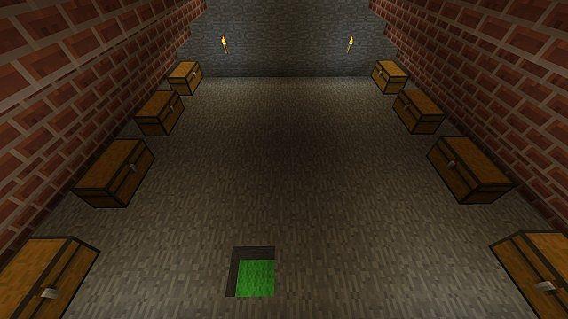 Underwater House Minecraft Project
