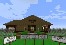 FlLand Manor 1.7.2 Minecraft Project