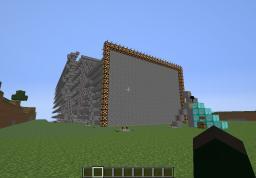 Minecraft Working Tv Minecraft Map & Project