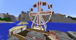 Burtlandia Minecraft Map & Project