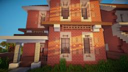 Traditional House - World of Keralis Minecraft Map & Project