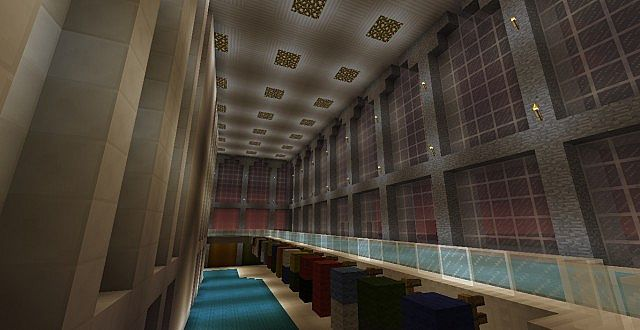 Old World Trade Center Complex 1 1 Minecraft Project