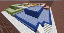 1.7.2 Minekart Battle Arena Minecraft Map & Project