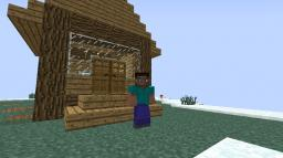 Starting world with house Minecraft Map & Project