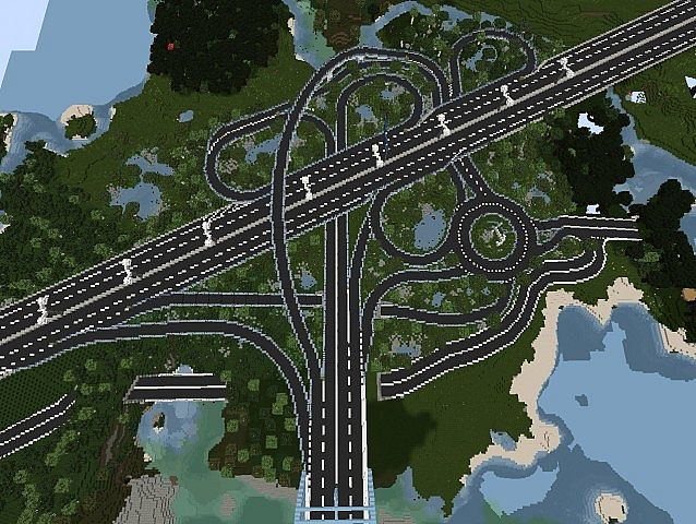 planet minecraft map with Highway Interchange on Modern Mcdonalds 3176280 likewise 3d Pixel Art Bumble Bee Rabbit Ducky furthermore Help Me Plz also The Rms Titanic moreover 3d Pixel Art Pokemon Waterslide Gyarados.
