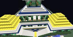 Modern Relax Spa House Minecraft Map & Project