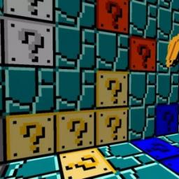 Mario Bros Minecraft Texture Pack