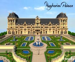 Hughoriev Mansion Minecraft