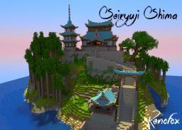 Seiryuji shima Minecraft Project