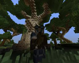 Huge Tree's Minecraft Map & Project