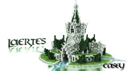 Laertes, Elven Temple   100 Subscriber Special   Minecraft
