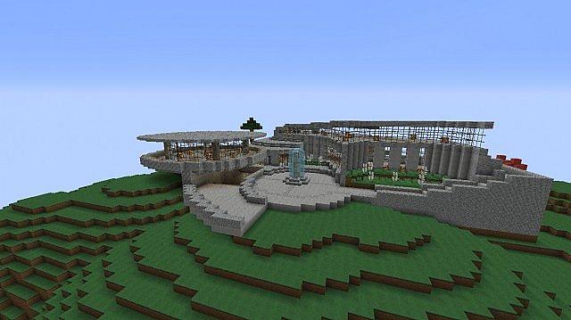 Tony Stark U0026 39 S House   Minecraft Project