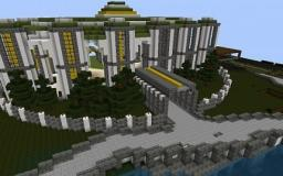 Server spawn - Factions or towny spawn Minecraft Project