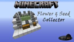 Minecraft: Flower & Seed Collector Minecraft Project