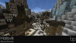 Halsvik | BlockyPanda Minecraft Project