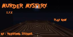 Murder Mystery [Minecraft Multiplayer Mini-Game] Minecraft Map & Project
