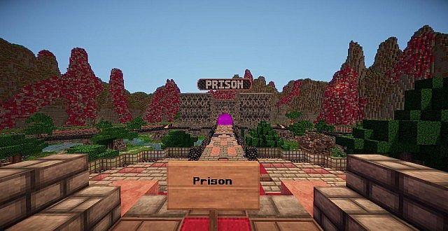Hub - Prison view