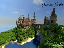 Menock Castle Minecraft