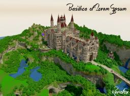 Basilica of Lorem Ipsum Minecraft Map & Project