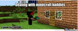 How to deal with baddies on a minecraft server. Minecraft Blog