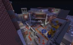 1.7.10 Nazi Zombies Map Der Riese w/ Custom Sounds And Download! Minecraft Map & Project