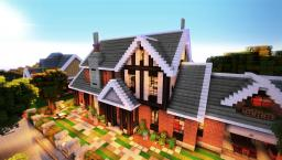 Tudor House [WoK] [TBS Re-application] 150 sub special! Minecraft Map & Project