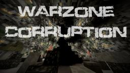 Warzone: Corruption - TDM Map Minecraft Map & Project