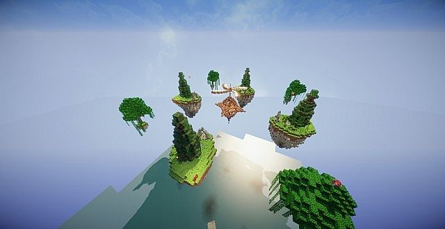 Windmill Skywars Map