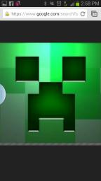Interview with a Creeper Minecraft Blog