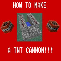 How to make a TNT cannon! Minecraft Blog
