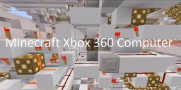 Redstone Computer (XBOX 360) Minecraft Map & Project