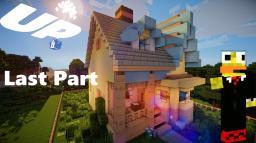 Minecraft: Lets Build Disney Pixar Up House Final Part!!! Minecraft