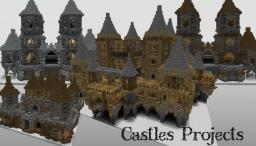 Castles Projects Minecraft